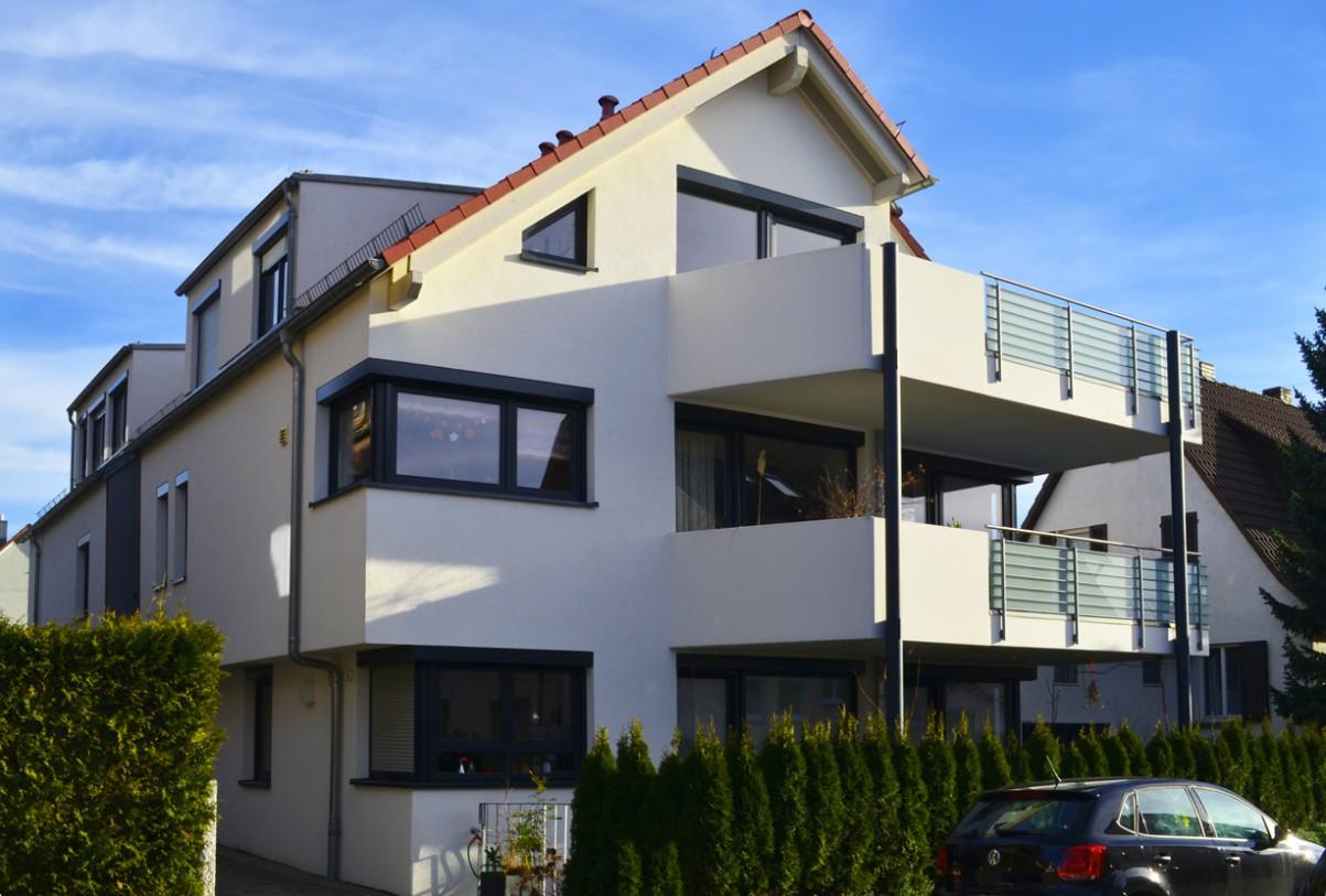 5-Familienhaus mit Erdwärmeheizung (Sole/Wasser-Wärmepumpe)
