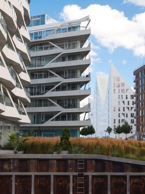 Neue Gebäude Aarhus Ø