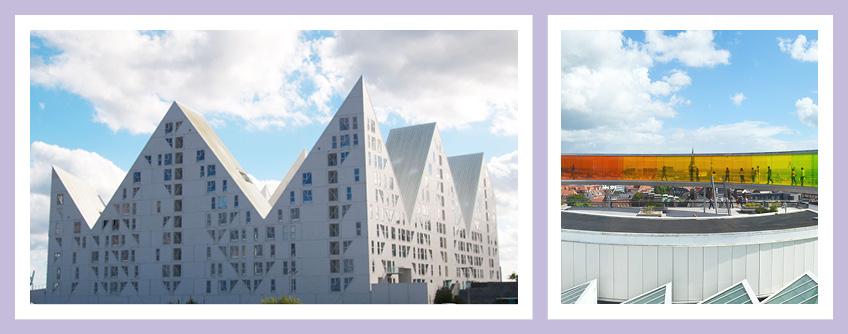 Auf Architektour in Aarhus