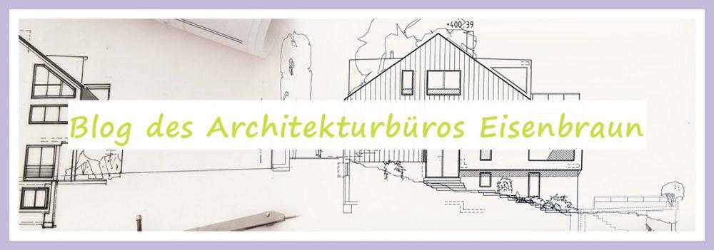 Titelbild Architekturblog des Architekturbüro Eisenbraun aus Ostfildern