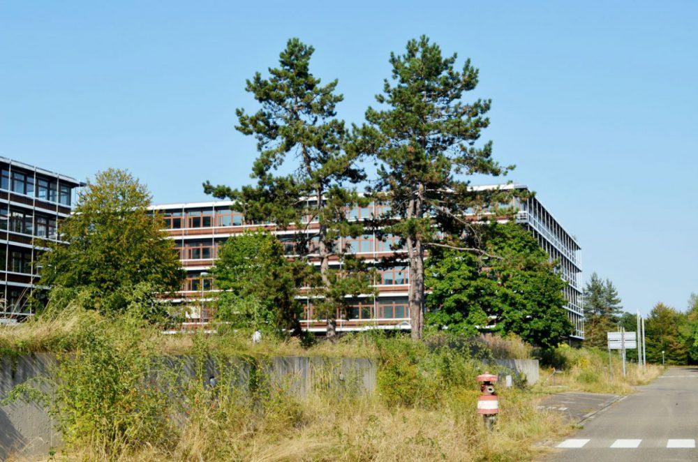 Ehemaliges IBM Gebäude von Kammerer Belz Stuttgart
