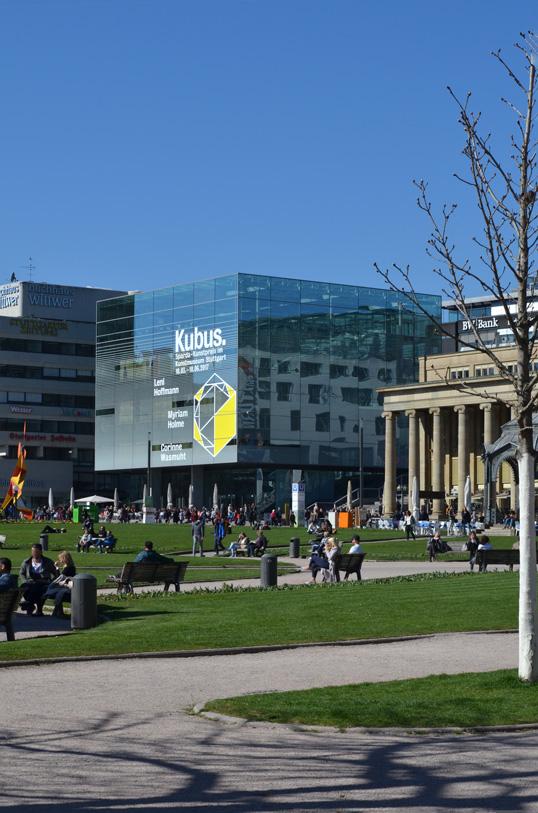 Kubus Stuttgart