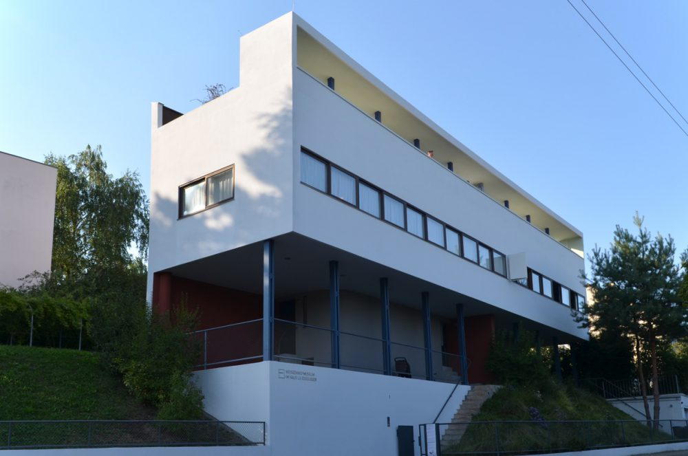 Weissenhofmuseum im Haus Le Corbusier Stuttgart