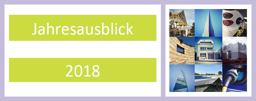 Jahresausblick Architektur 2018 Stuttgart