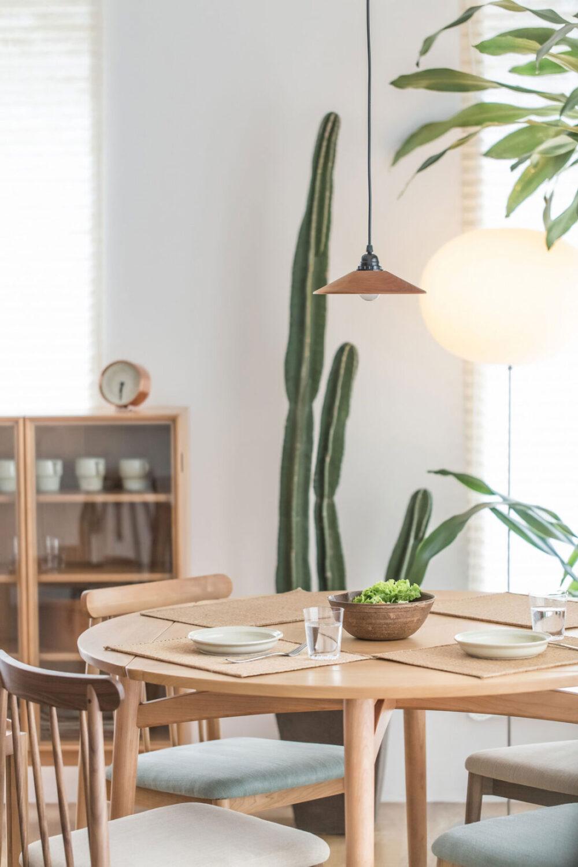 Kein guter Platz für ein Home Office: Der Esstisch