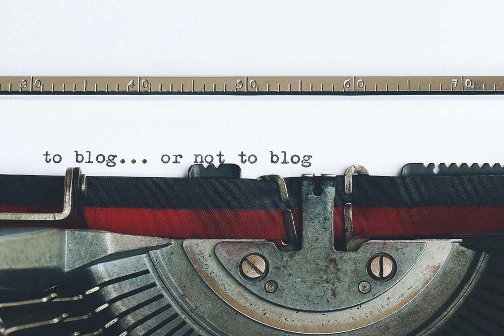 Blogparade: Der Blog ein Medium von gestern?
